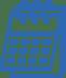 Schedule blue